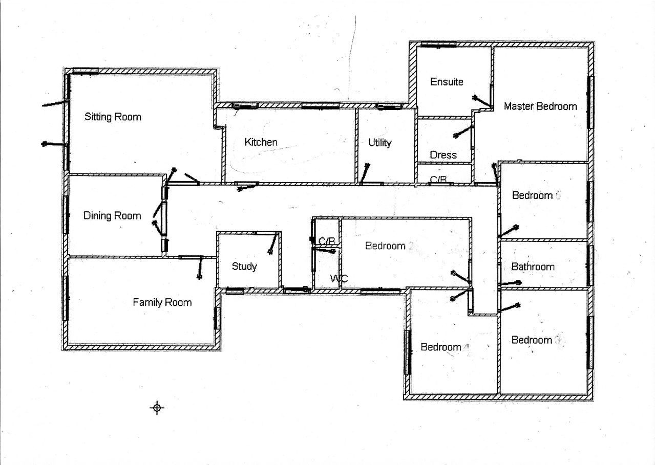 House Plans And Design House Plans Uk Bungalow